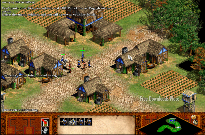 age of empires 1 free download game