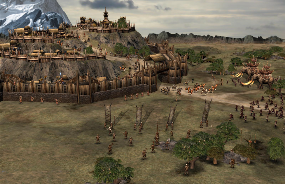 battle for middle earth download free