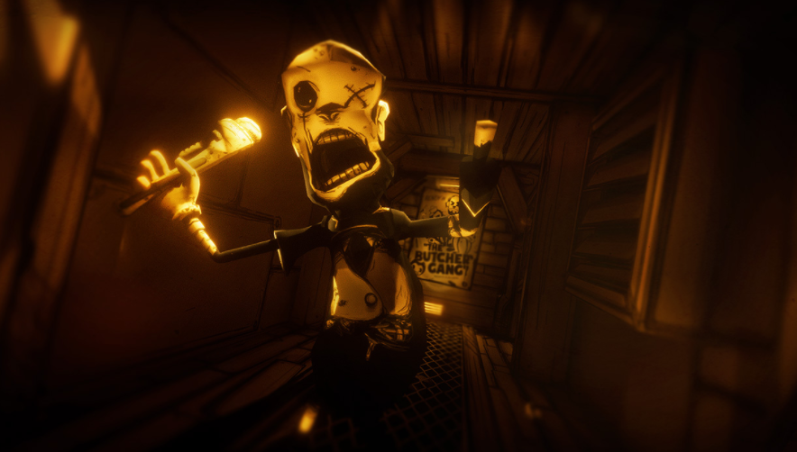 bendy and the ink machine download full game