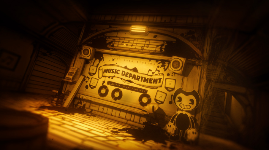 bendy and the ink machine download pc