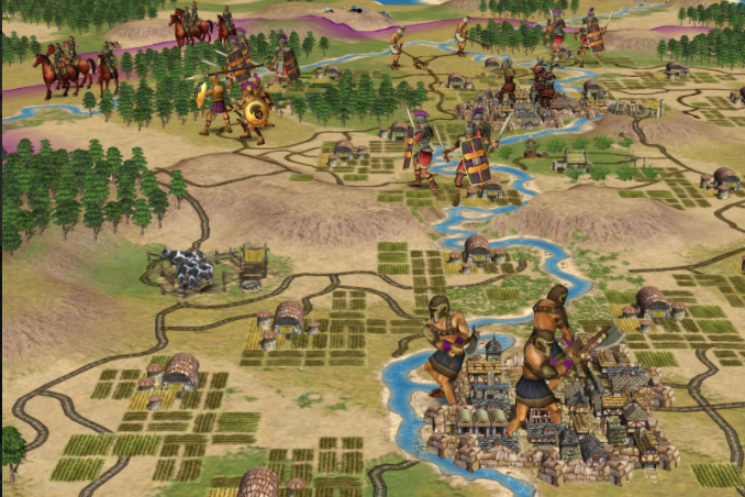 civilization 4 free download game