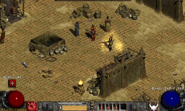 diablo 2 download free