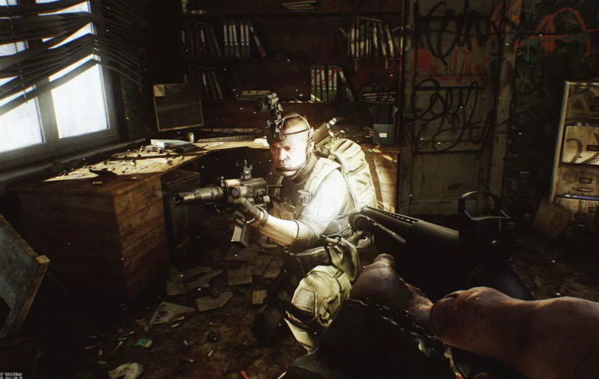 escape from tarkov download game