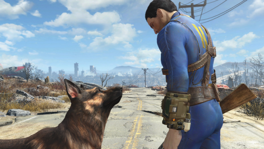 fallout 4 free download game