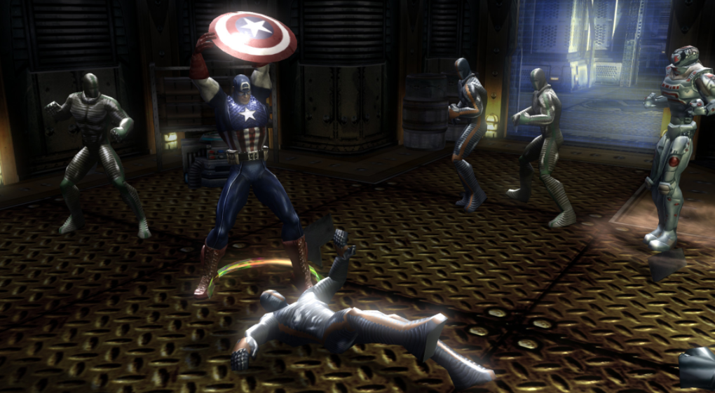 marvel ultimate alliance pc download free