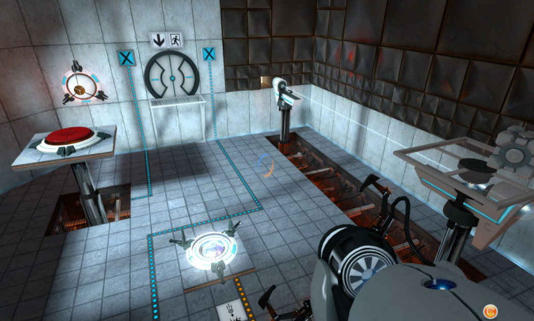 portal 2 download game