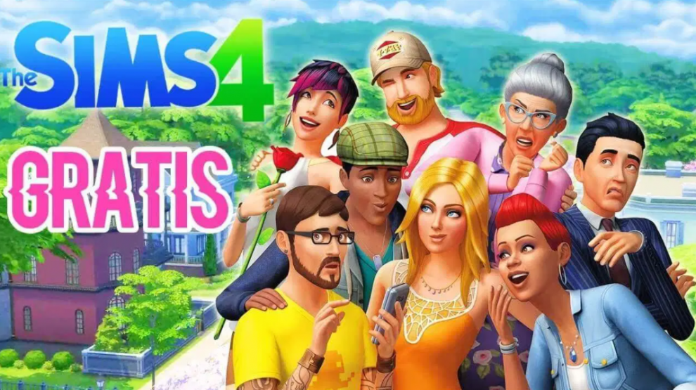 sims 4 free download pc