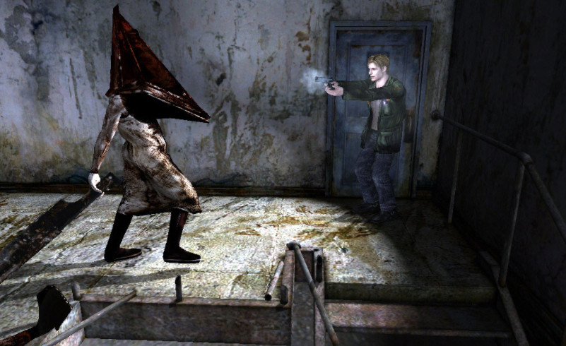 silent hill 2 download game