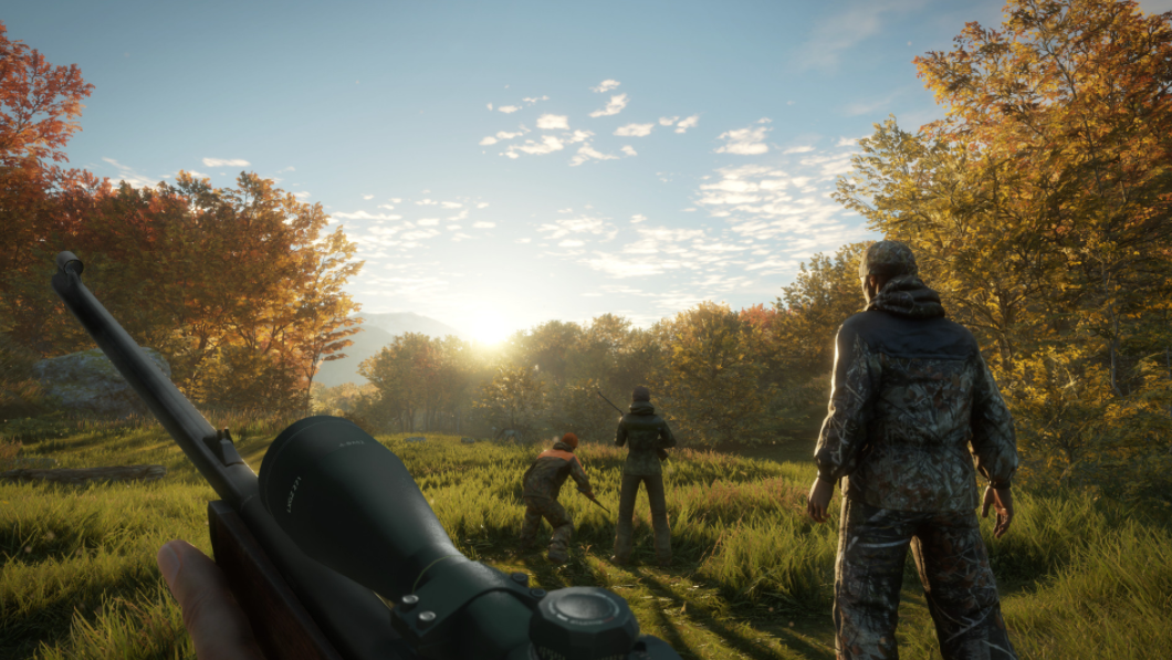 the hunter call of the wild download game