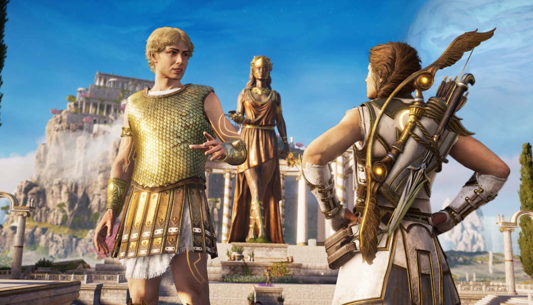 assassin's creed odyssey pc download free