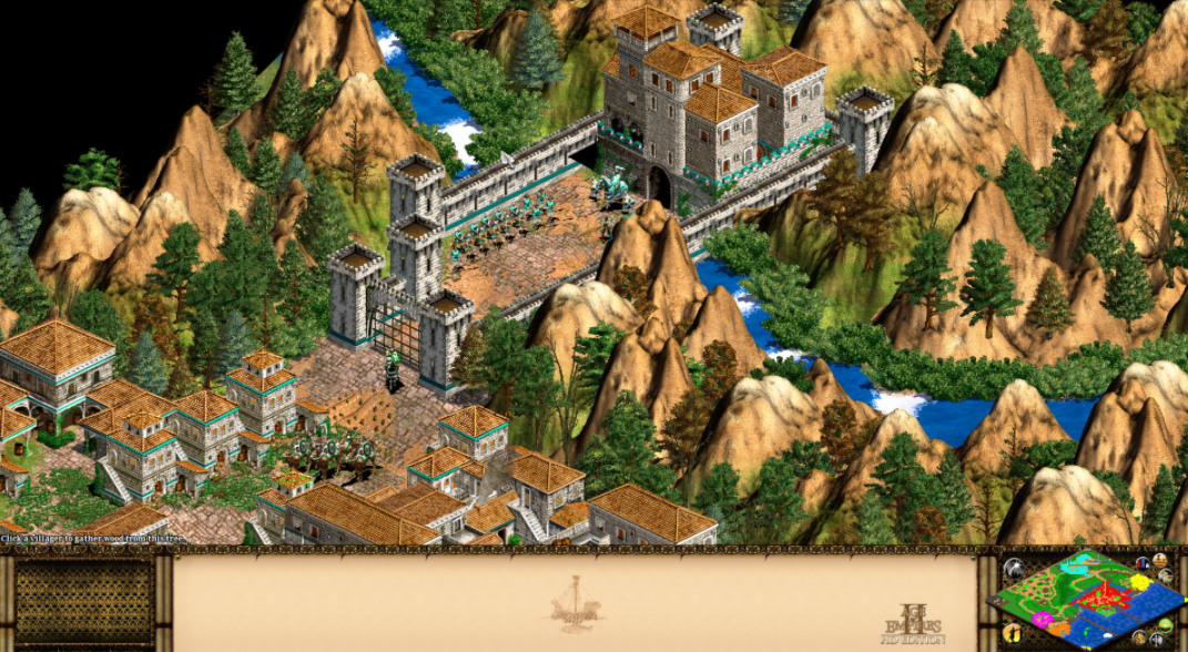 age of empires 2 hd download free