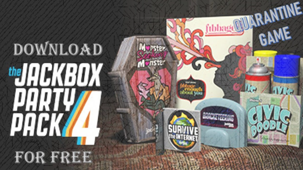 jackbox party pack free download game