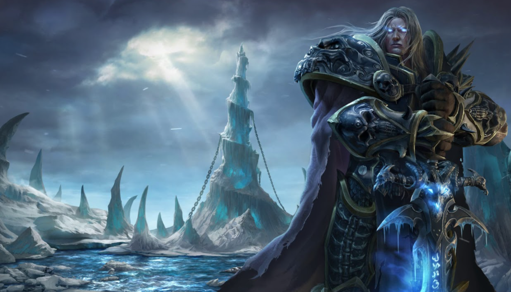 warcraft 3 frozen throne download game