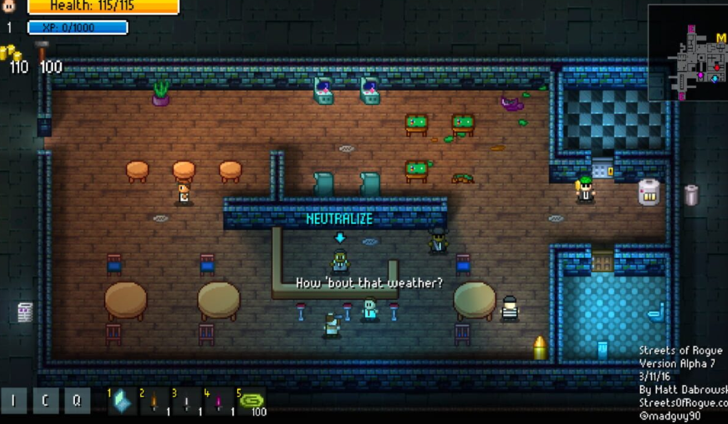 streets of rogue free download game
