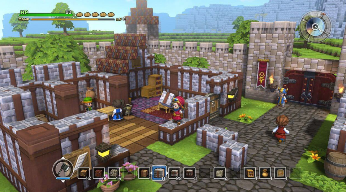 dragon quest builders pc download game