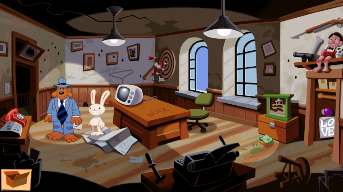 sam and max hit the road download free