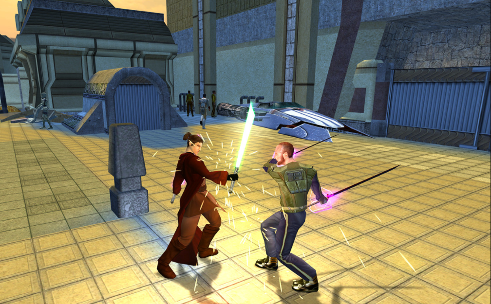 star wars knights of the old republic 2 download free