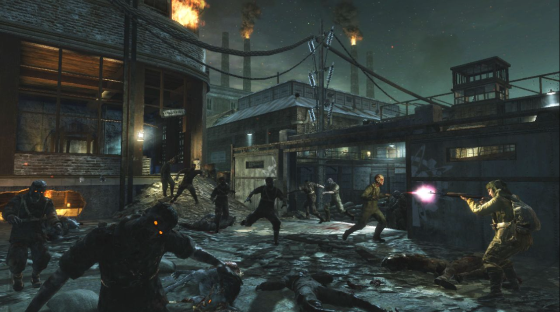 call of duty world of war pc download free