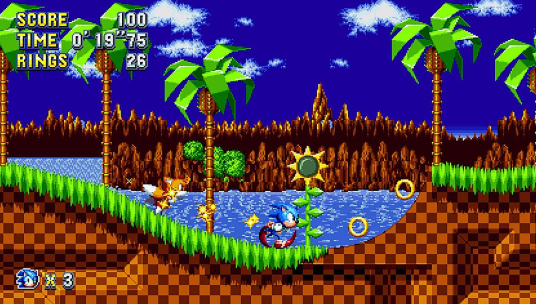 sonic mania free download game