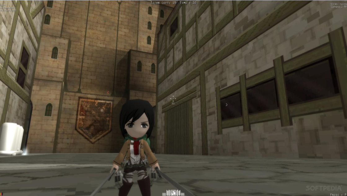 attack on titan tribute game download free