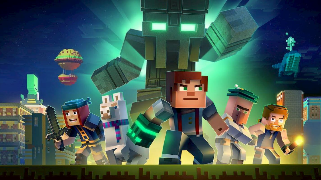 minecraft story mode download free