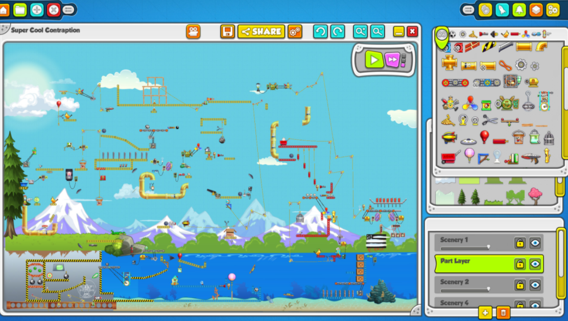 the incredible machine download free
