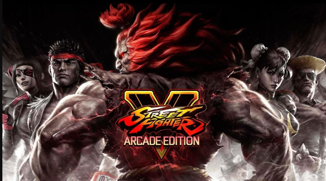 street fighter 5 download free