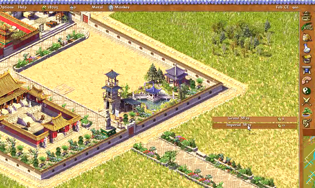 emperor rise of the middle kingdom download game