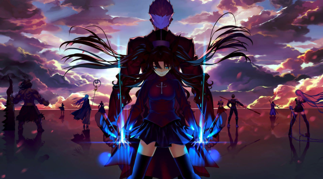 fate stay night download free