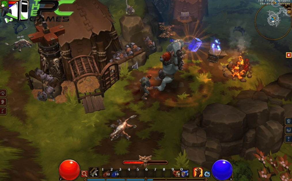 torchlight 2 download