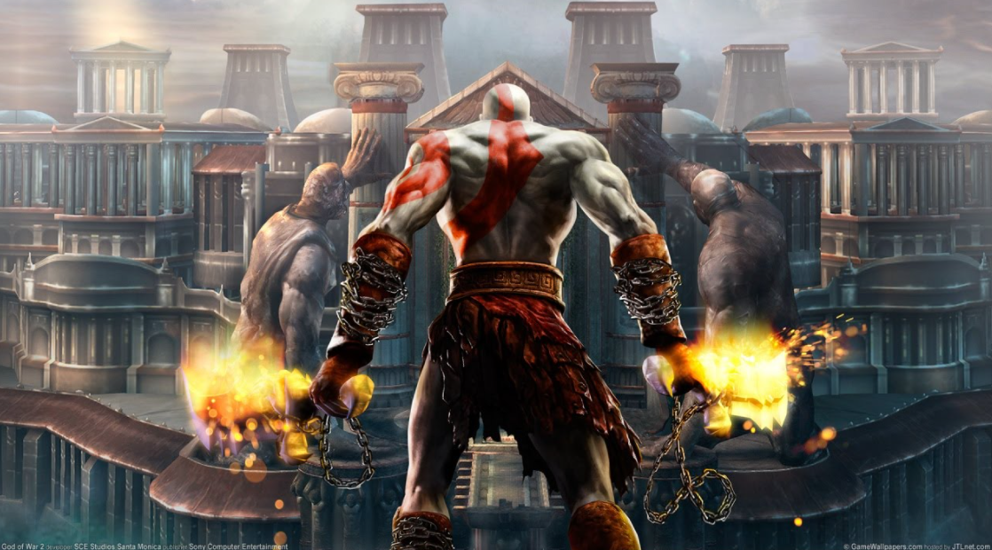 god of war 1 pc download
