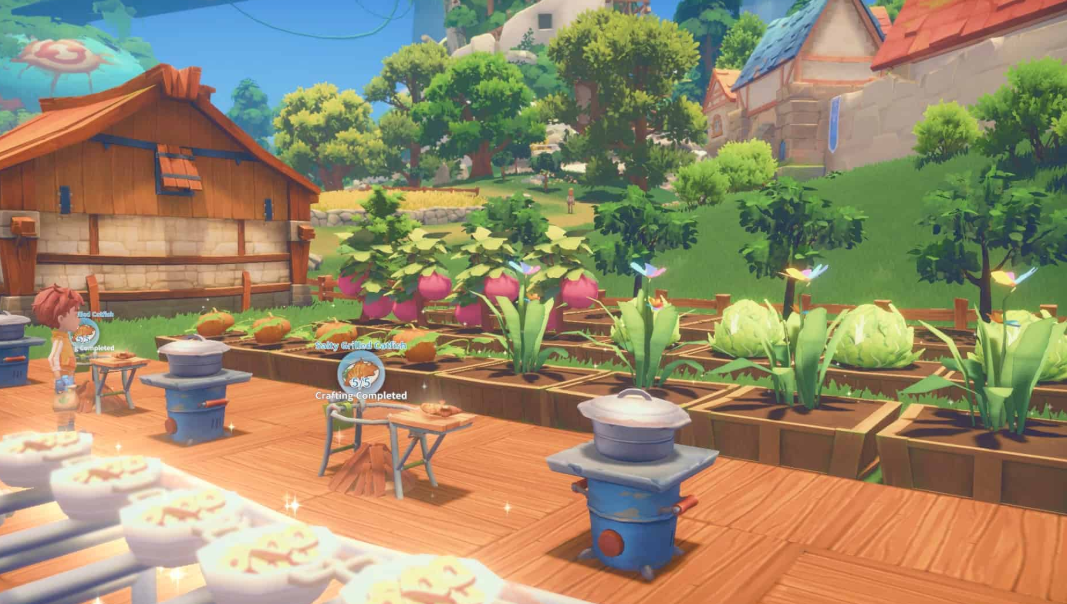 my time at portia free download game