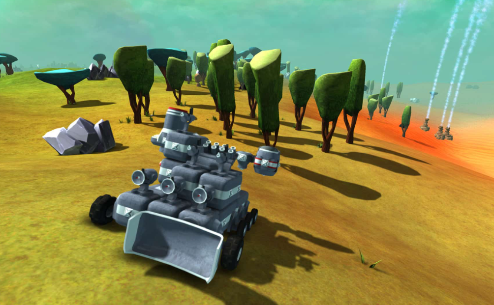 terratech free download game
