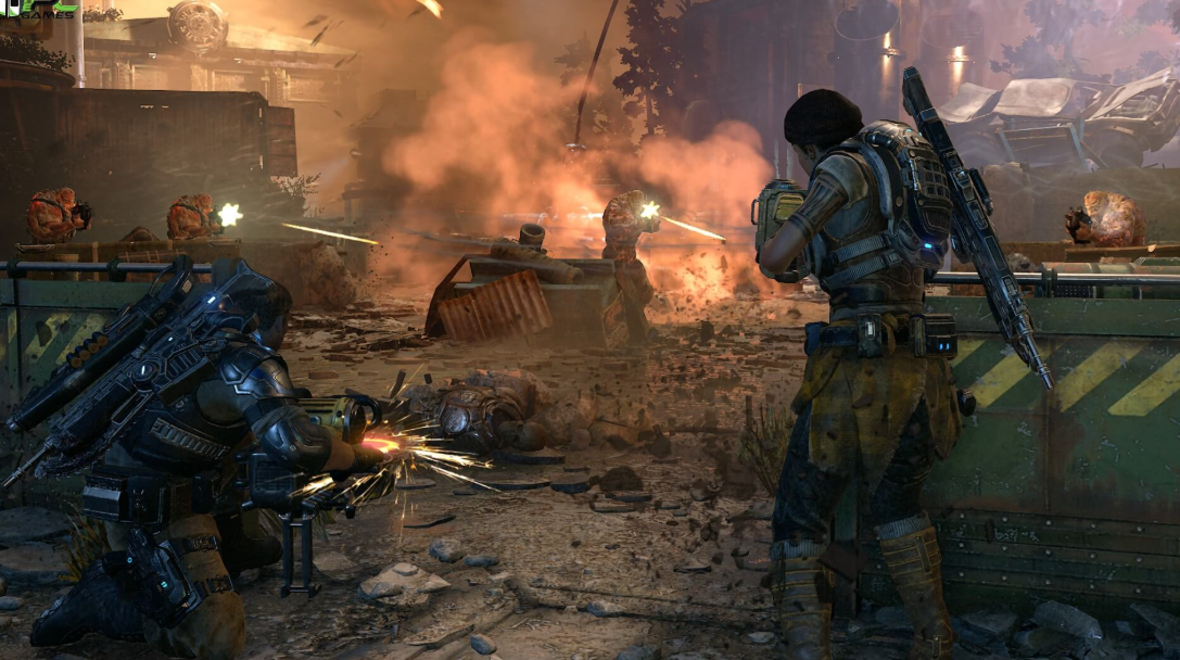 gears of war 4 pc download free