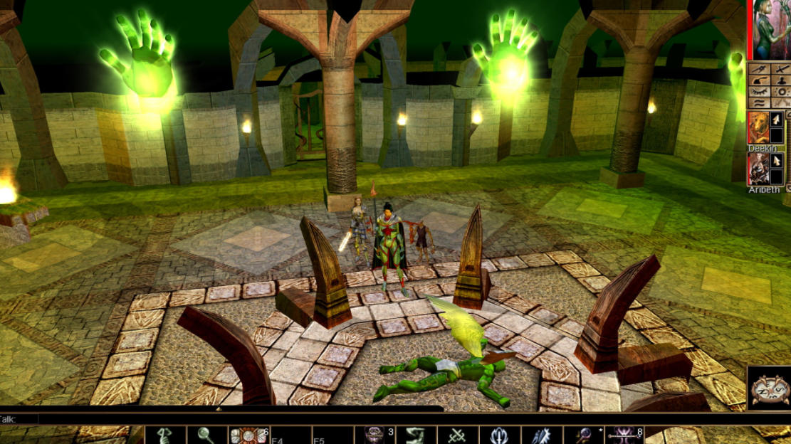 neverwinter nights download game