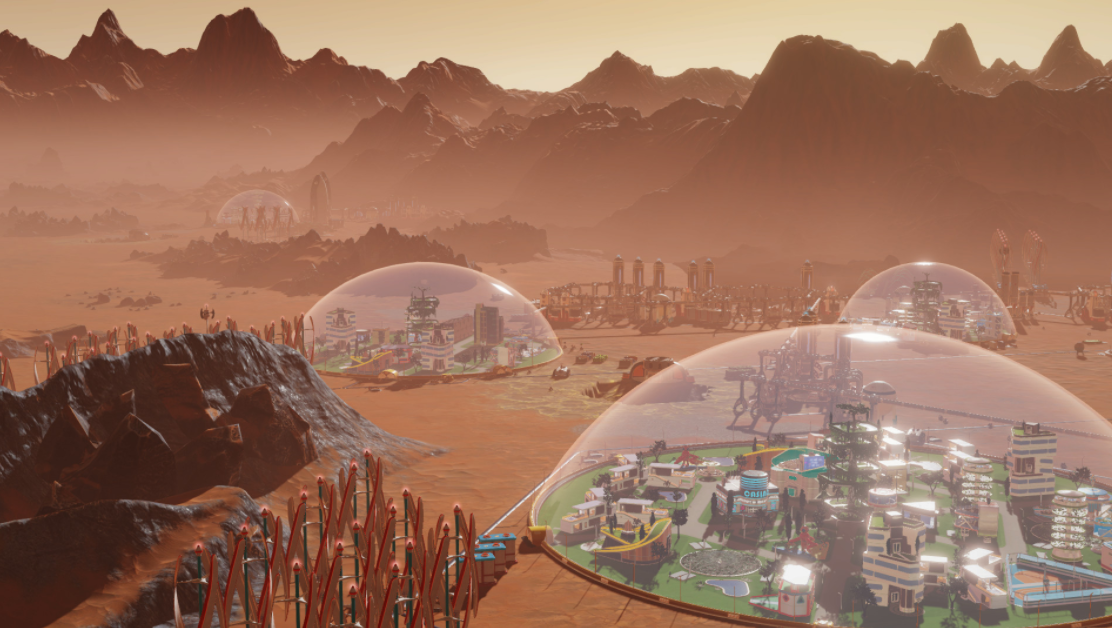 surviving mars download game