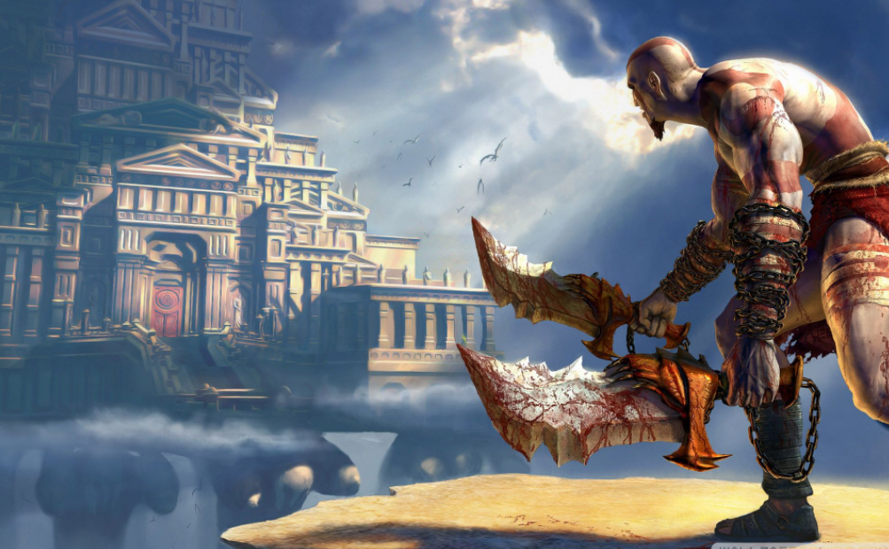 god of war 2 pc download free