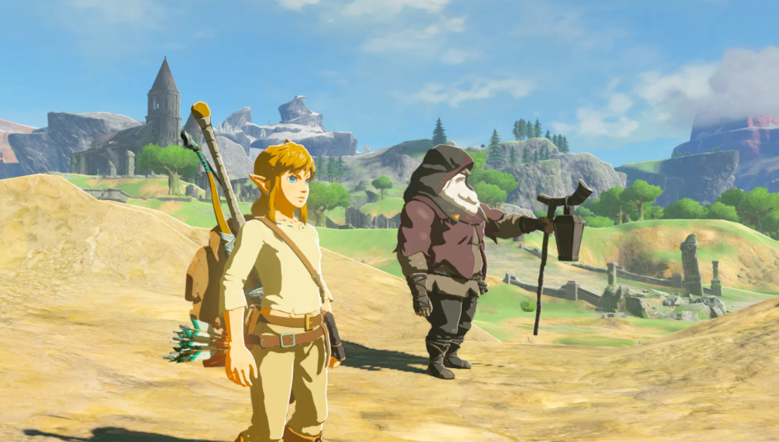 breath of the wild pc download free