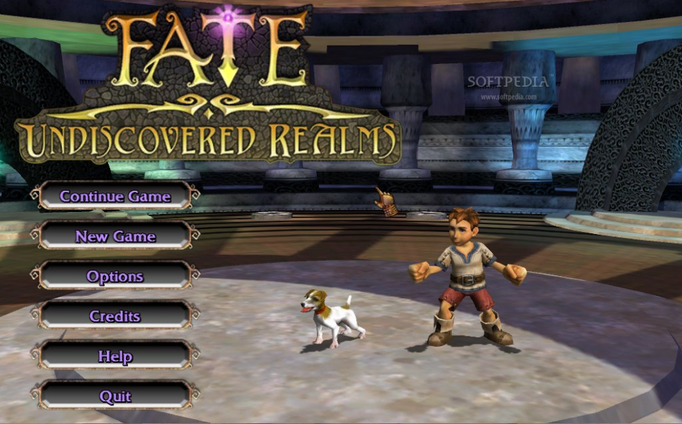 fate undiscovered realms free download