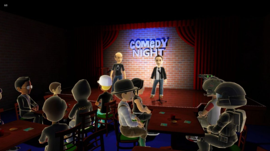 comedy night free download game