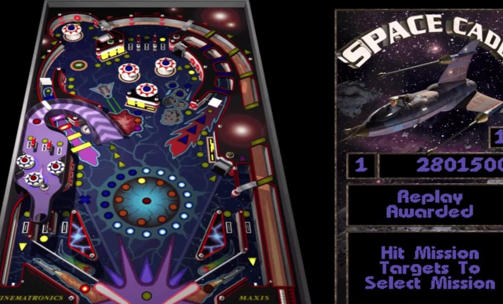 3d pinball space cadet download game