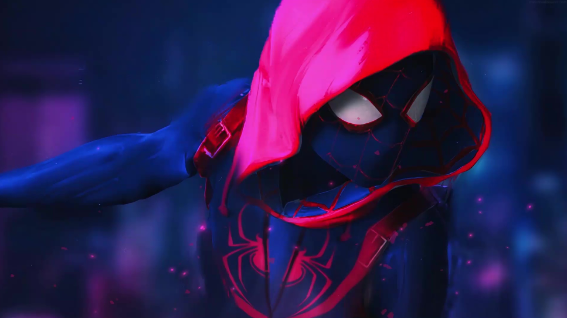 spider man into the spider verse download free