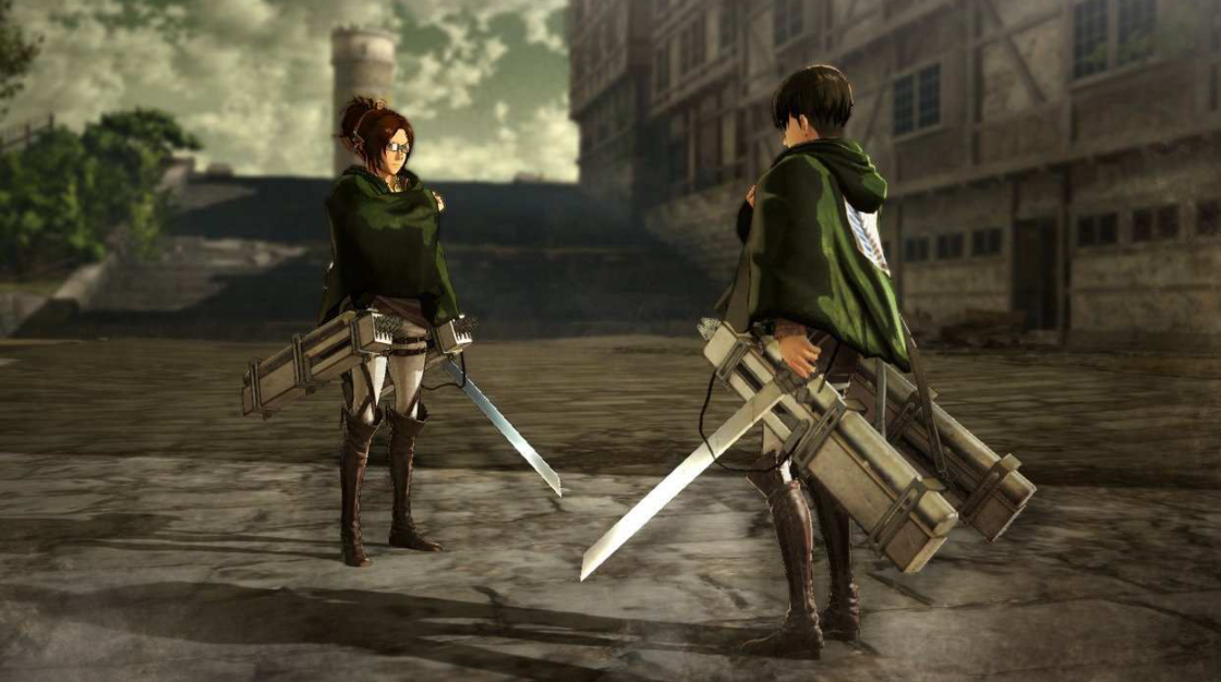 attack on titan wings of freedom free download game