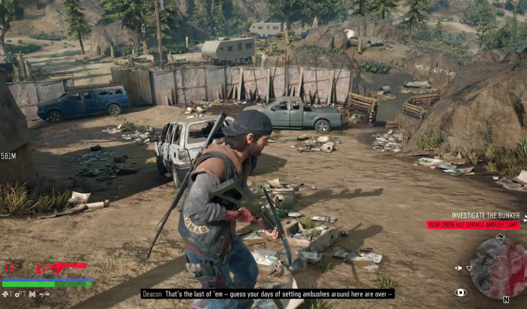 days gone pc download free