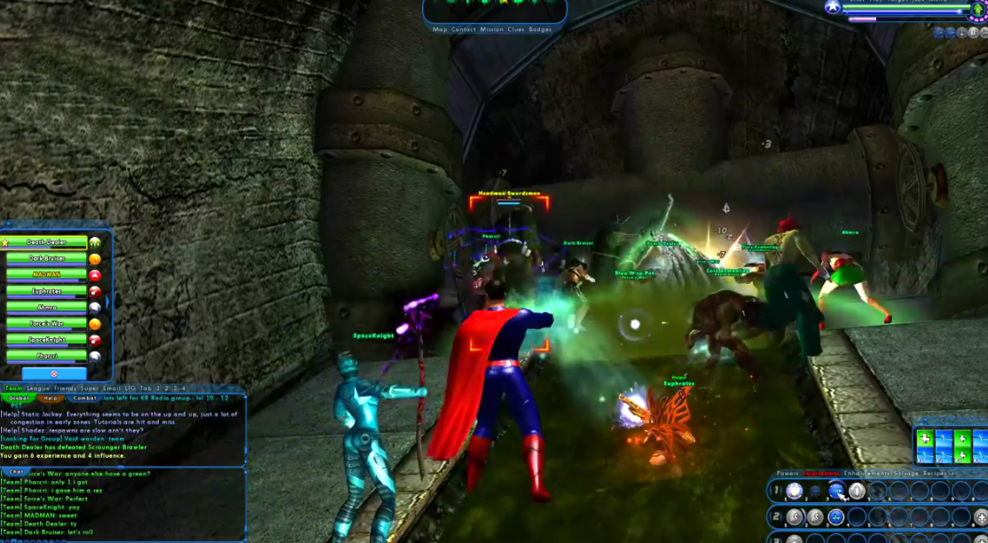 city of heroes homecoming download free