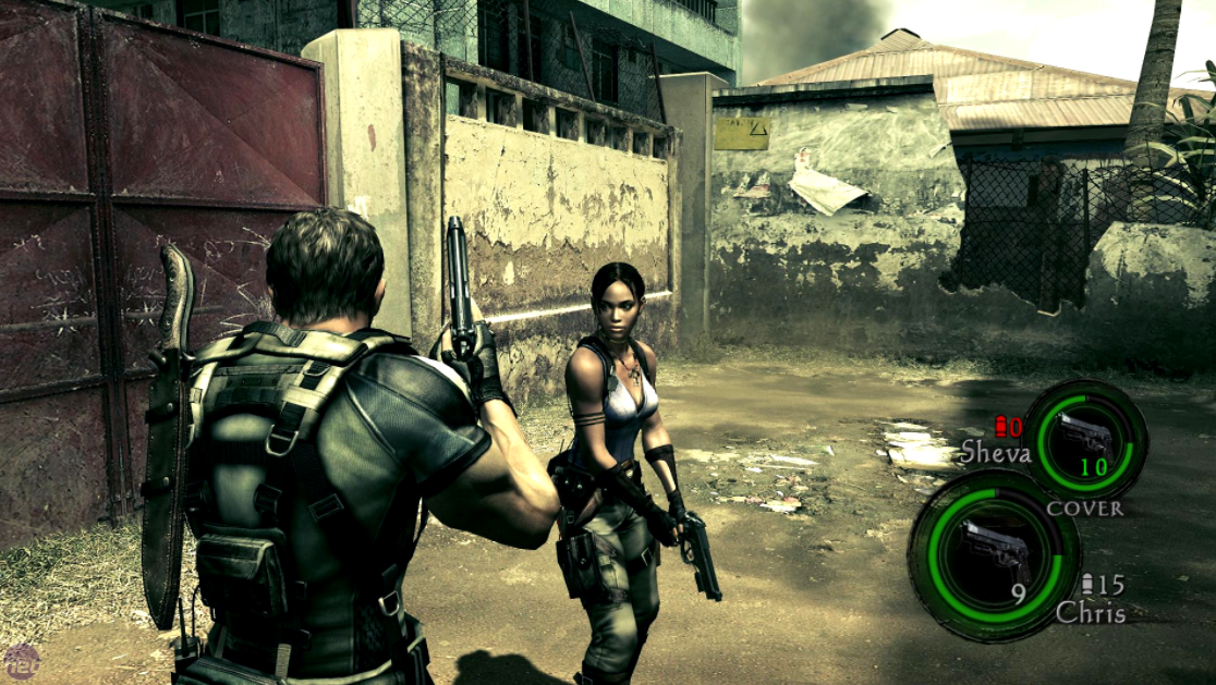 resident evil pc download free