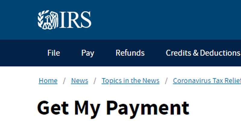 IRS Get My Payment