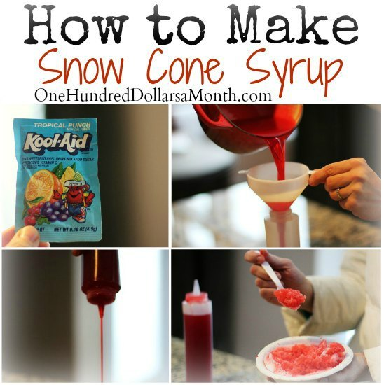 how-to-make-snow-cone-syrup-